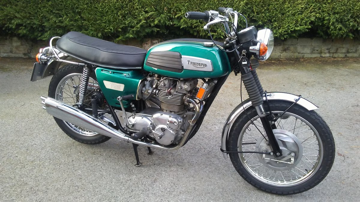 Triumph T150 Trident 1968 For Sale (picture 1 of 6)