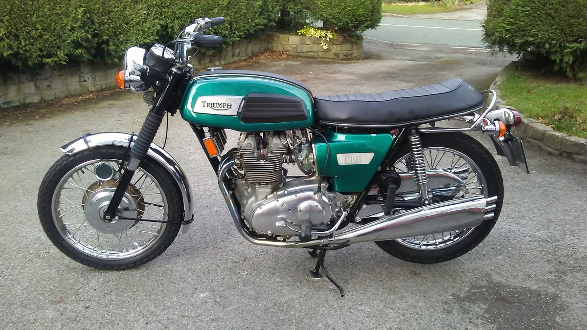 Triumph T150 Trident 1968 For Sale (picture 2 of 6)