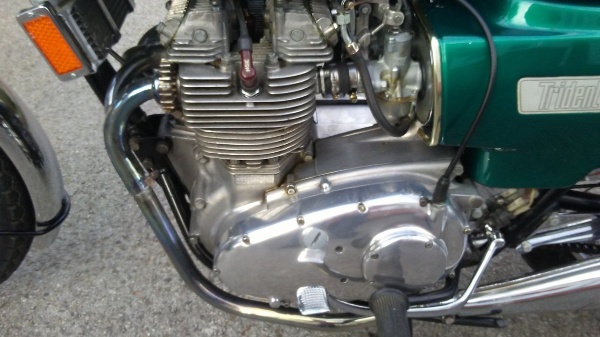 Triumph T150 Trident 1968 For Sale (picture 3 of 6)