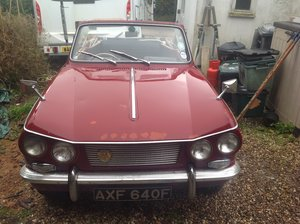 1968 Triumph Vitesse 2 litre convertible For Sale