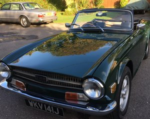 1971 TR6 For Sale