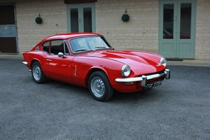 1970 TRIUMPH GT6 MK2 (BEST AVAILABLE)