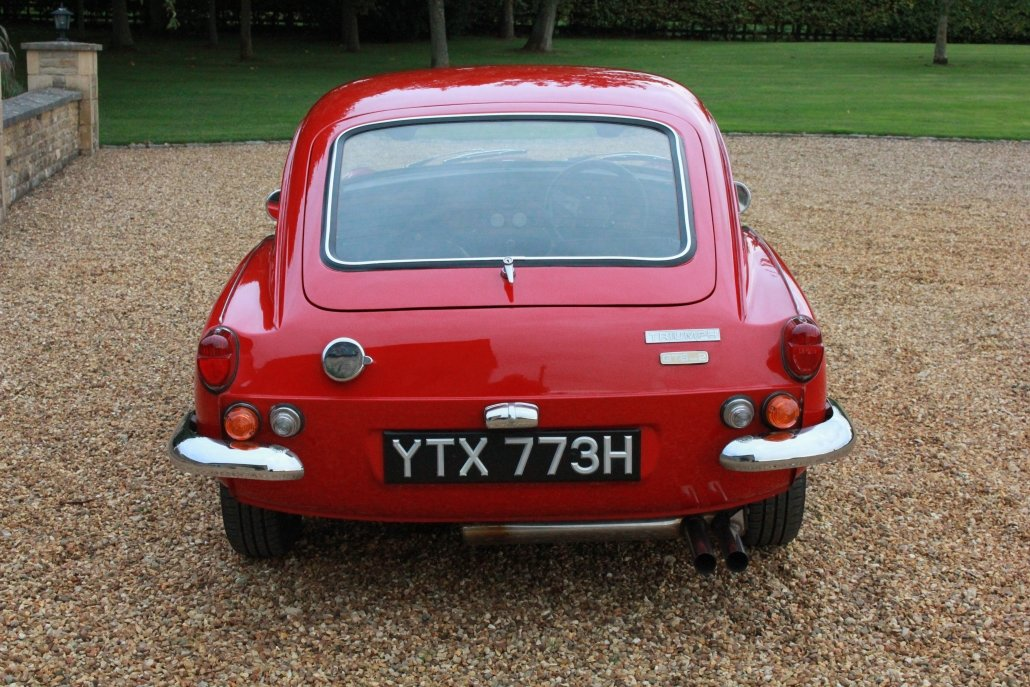 1970 TRIUMPH GT6 MK2 (BEST AVAILABLE)  For Sale (picture 3 of 20)
