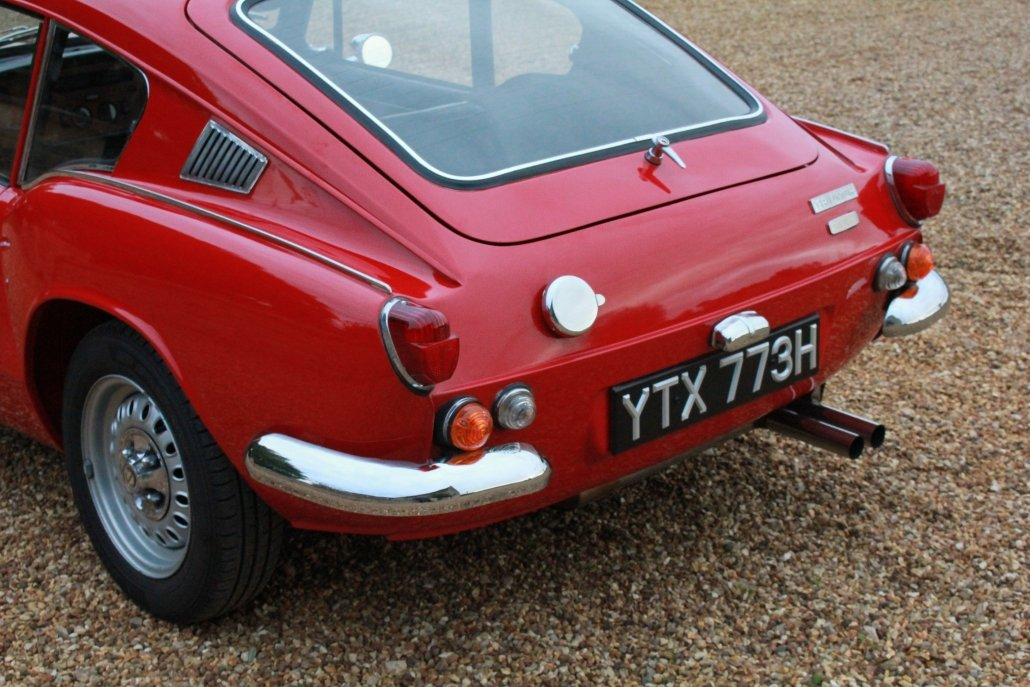 1970 TRIUMPH GT6 MK2 (BEST AVAILABLE)  For Sale (picture 4 of 20)