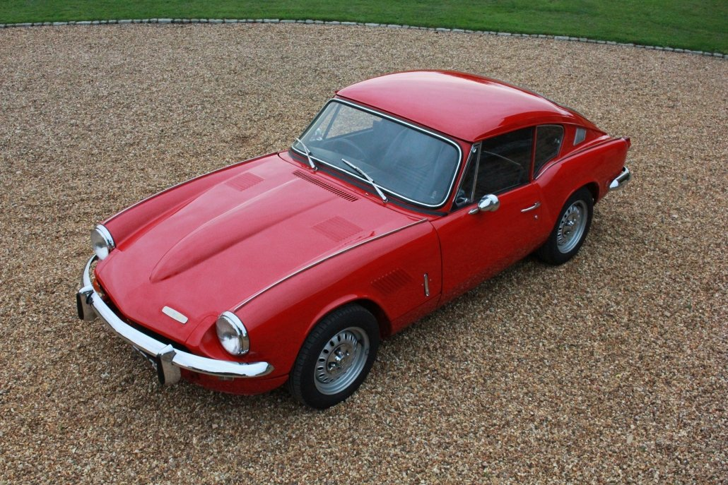 1970 TRIUMPH GT6 MK2 (BEST AVAILABLE)  For Sale (picture 8 of 20)