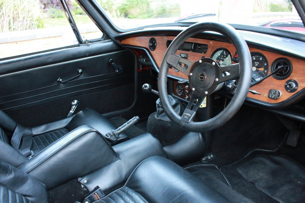 1970 TRIUMPH GT6 MK2 (BEST AVAILABLE)  For Sale (picture 9 of 20)