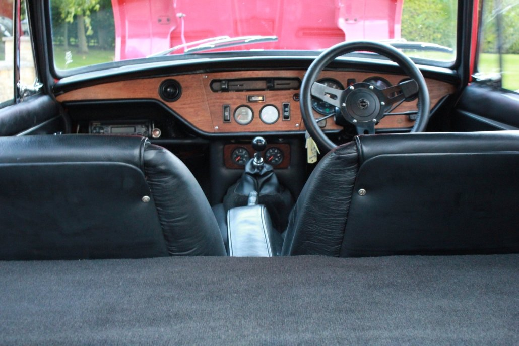1970 TRIUMPH GT6 MK2 (BEST AVAILABLE)  For Sale (picture 14 of 20)