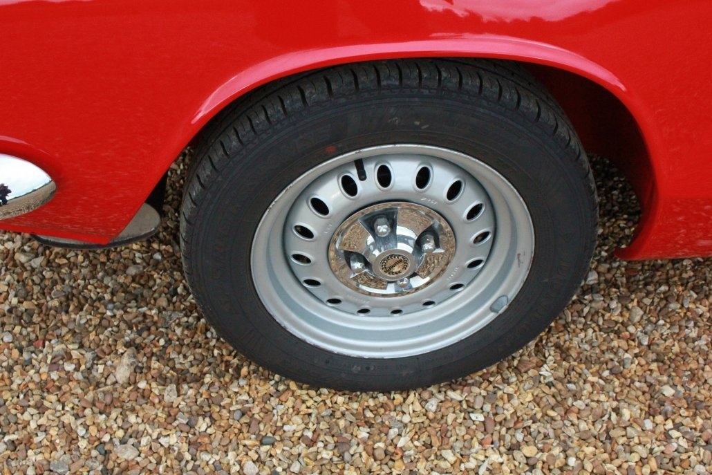1970 TRIUMPH GT6 MK2 (BEST AVAILABLE)  For Sale (picture 18 of 20)