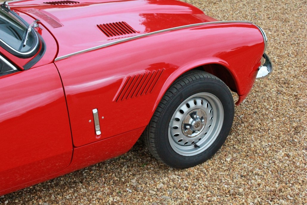1970 TRIUMPH GT6 MK2 (BEST AVAILABLE)  For Sale (picture 19 of 20)