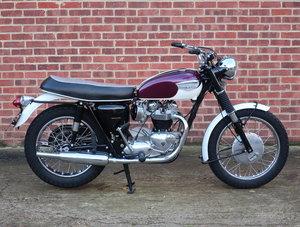 1967 Triumph T120 Bonneville