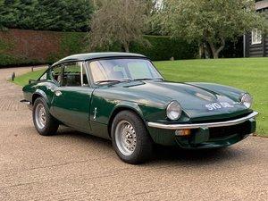 1972 triumph GT6 SOLD