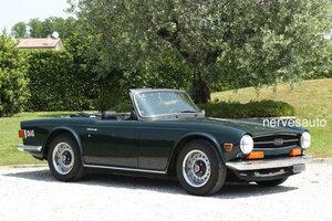 1974 Triumph TR6 SOLD