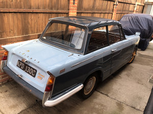 1965 Triumph herald saloon For Sale
