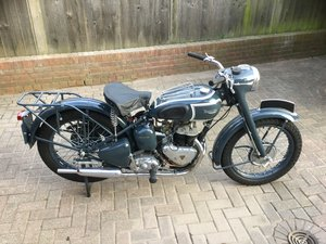 1952 Military Triumph TRW For Sale