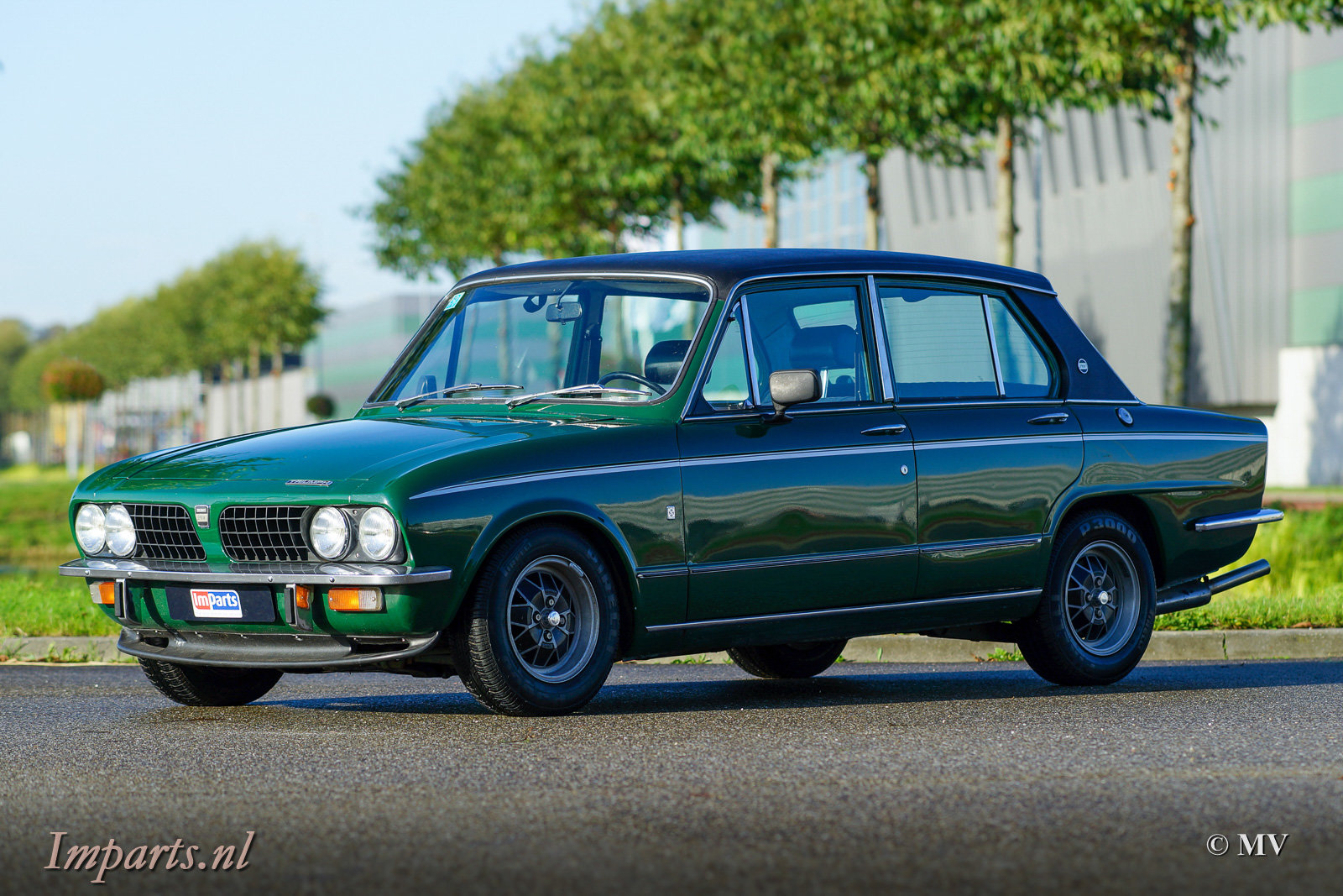 1974 Very nice Triumph Dolomite Sprint (LHD) For Sale (picture 1 of 6)