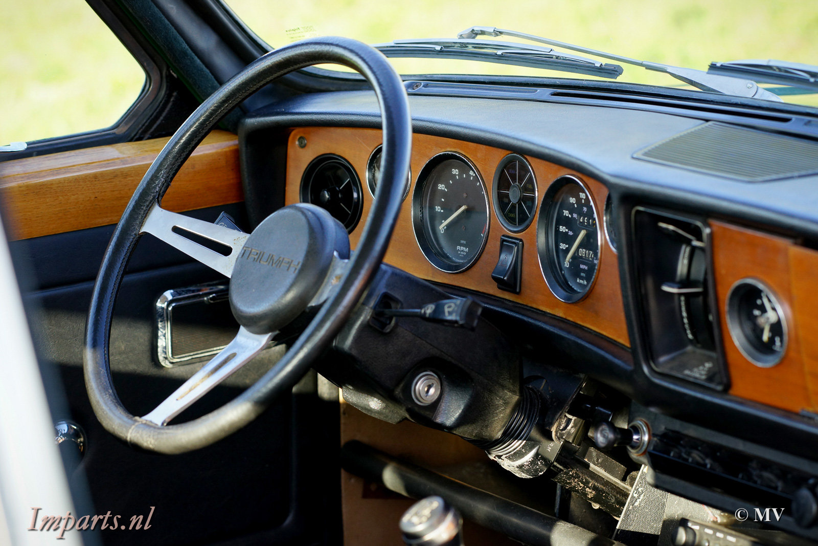 1974 Very nice Triumph Dolomite Sprint (LHD) For Sale (picture 2 of 6)