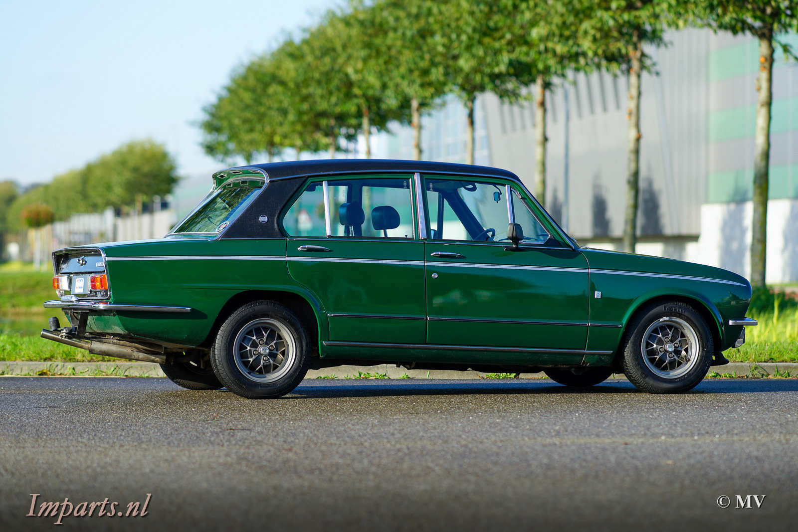 1974 Very nice Triumph Dolomite Sprint (LHD) For Sale (picture 4 of 6)