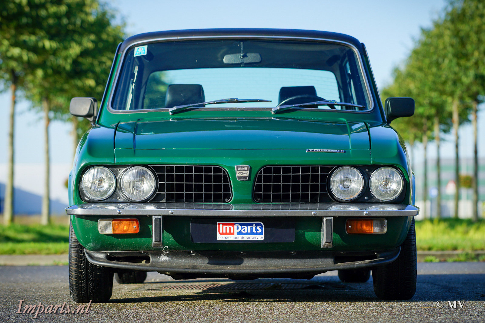 1974 Very nice Triumph Dolomite Sprint (LHD) For Sale (picture 5 of 6)