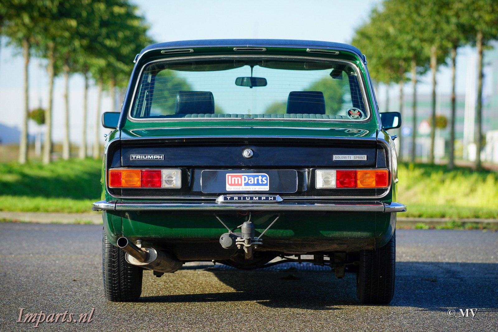 1974 Very nice Triumph Dolomite Sprint (LHD) For Sale (picture 6 of 6)