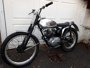 1963 Tiger Cub Trials Bike Classic Pre-65