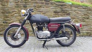 1979 Triumph Bonneville T140 Project