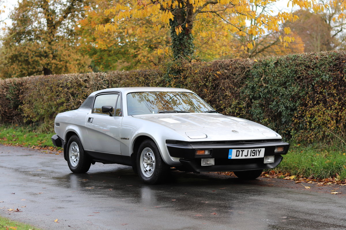 1982 Triumph TR7 - full history from new  For Sale (picture 1 of 20)