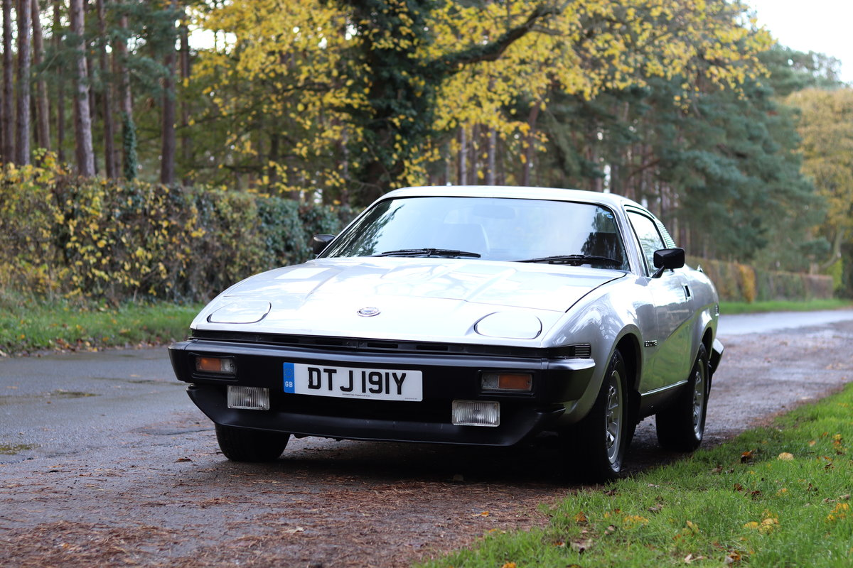 1982 Triumph TR7 - full history from new  For Sale (picture 3 of 20)