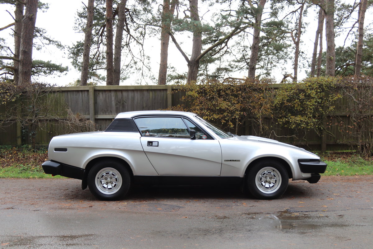 1982 Triumph TR7 - full history from new  For Sale (picture 7 of 20)