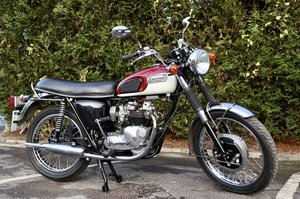1973 TRIUMPH T100R DAYTONA - Matching Numbers For Sale