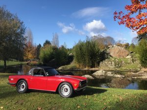 1971 Triumph tr6 stunning  For Sale