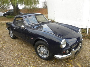 1966 TRIUMPH SPITFIRE 2.GROUND UP RESTORATION For Sale