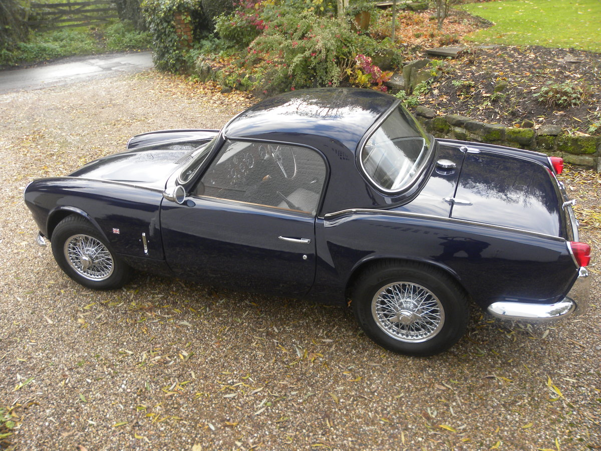 1966 TRIUMPH SPITFIRE 2.GROUND UP RESTORATION For Sale (picture 2 of 6)