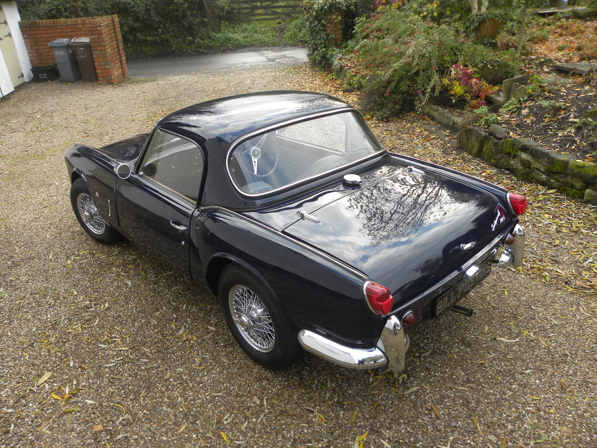 1966 TRIUMPH SPITFIRE 2.GROUND UP RESTORATION For Sale (picture 3 of 6)
