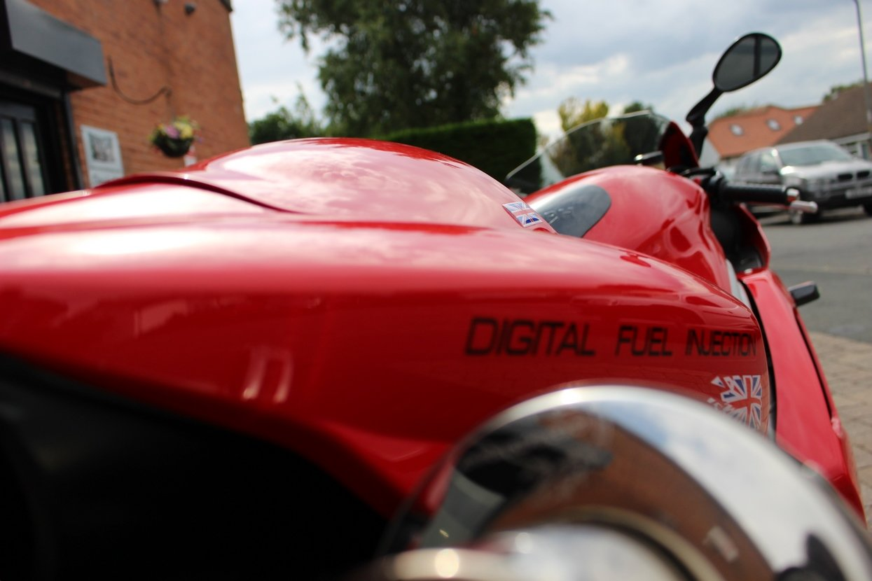 2002 Triumph 955i Daytona | Immaculate Condition  For Sale (picture 10 of 10)