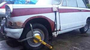 1968 Herald 1147 needs bodywork For Sale