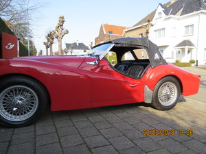 Picture of 1961 Triumph TR3A- LHD For Sale