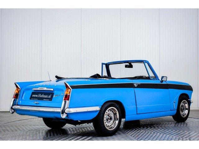 1965 Triumph Vitesse Convertible For Sale (picture 2 of 6)