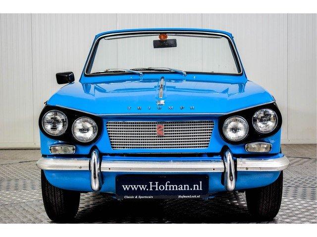 1965 Triumph Vitesse Convertible For Sale (picture 3 of 6)