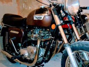 1978 T140E Triumph Bonneville For Sale