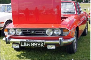 1972 Triumph Stag Mk1 2.5pi For Sale