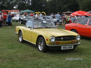 1973 Triumph TR6 PI For Sale