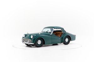 1959 TRIUMPH TR3 for sale by auction For Sale by Auction