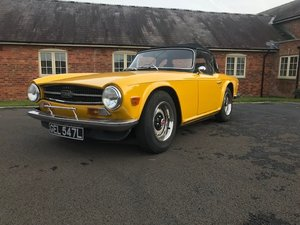 1973 Triumph TR6 Original RHD For Sale