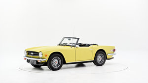 1975 TRIUMPH TR6 For Sale by Auction