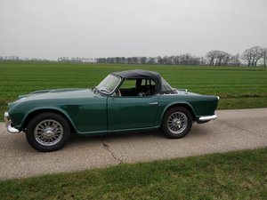 1964 Triumph TR4  lhd For Sale