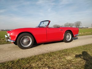Picture of 1963 Triumph TR4 '63  LHD