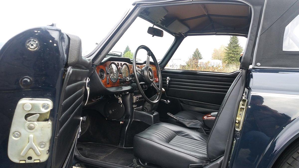 1970 TRIUMPH TR6 Overdrive For Sale (picture 3 of 6)