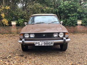 1977 R Triumph Stag For Sale