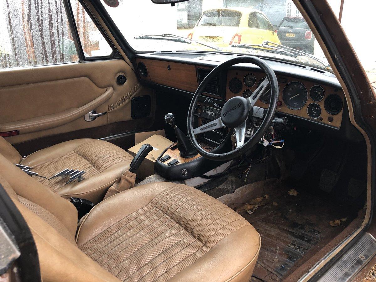 1977 R Triumph Stag For Sale (picture 4 of 6)