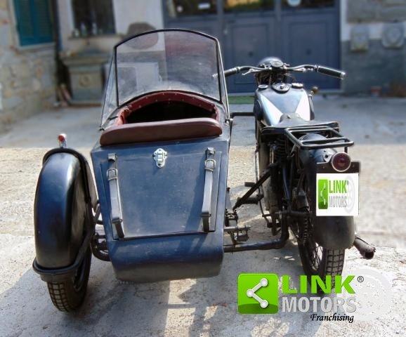 Triumph 500, anno 1935, perfettamente conservata, targa e d For Sale (picture 6 of 6)